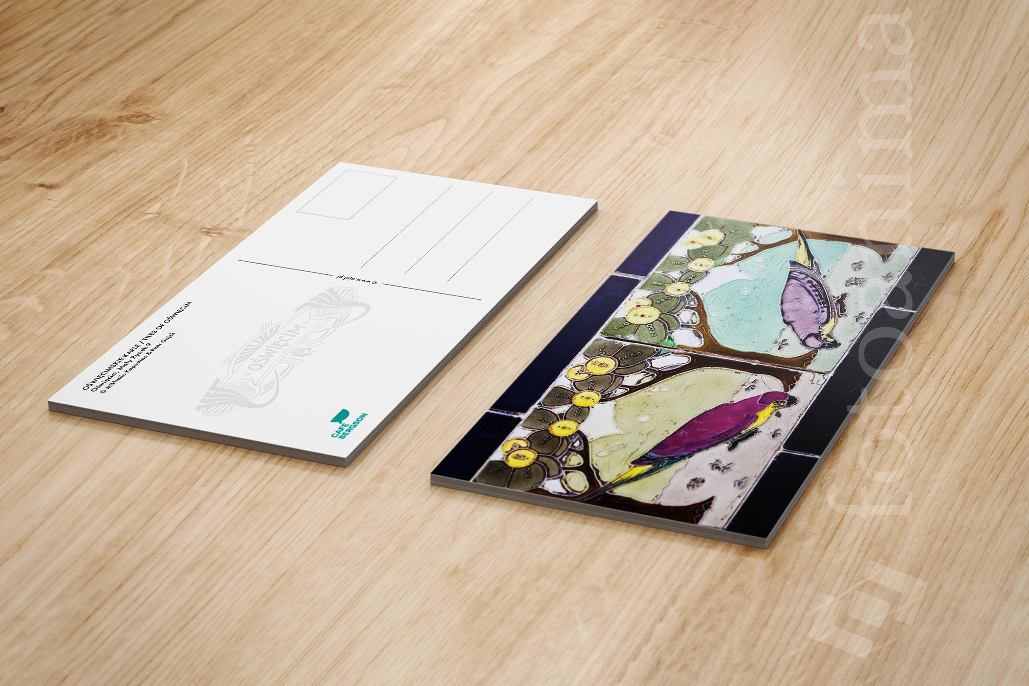 projekty i druk pocztówek, fotografia