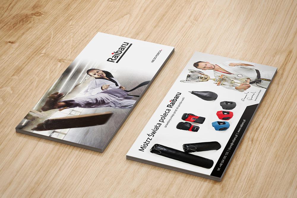 ulotki i foldery reklamowe