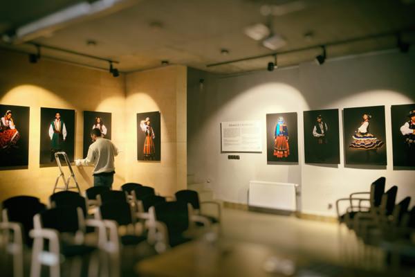 projekty wystaw, koordynacja druku i montaż